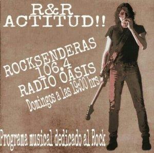 Rocksenderas @ Radio Oasis | Salamanca | Castilla y León | España