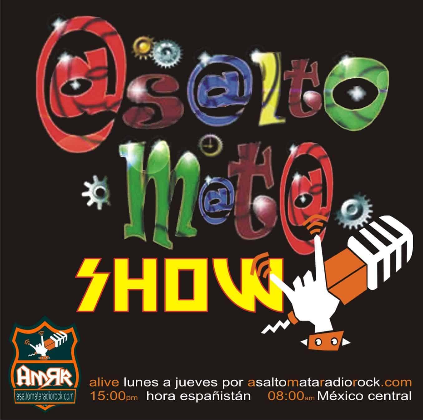 AsaltoMata Show 390: Porno sin Barreras..!!