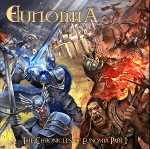 THE CHRONICLES OF EUNOMIA, Pt. 1