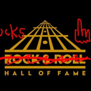 Pekeño Ternasko 176: Rock? hall of fame
