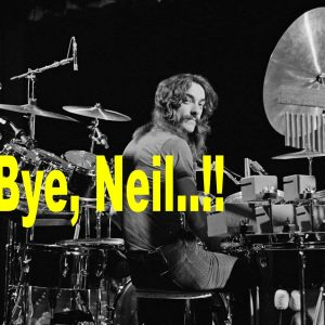 Pekeño Ternasko 173: Bye, Neil..!!