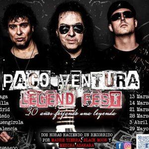 Pekeño Ternasko 180: Paco Ventura