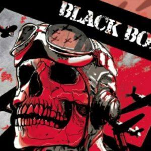 Pekeño Ternasko 244: Black Bomber