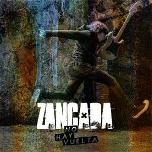 Zancada: Portada nuevo disco y pre-venta