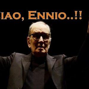 Pekeño Ternasko 266: Ciao, Ennio