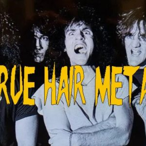 Pekeño Ternasko 276: True Hair Metal