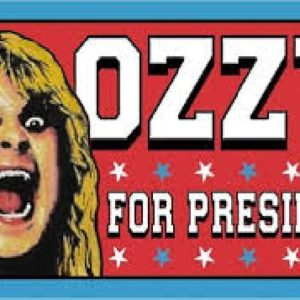 Pekeño Ternasko 268: Ozzy for President